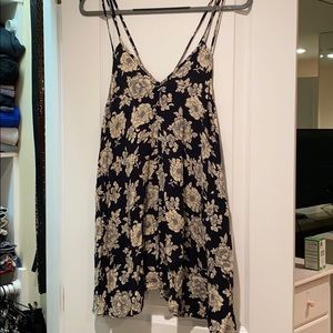 Flowery Brandy Melville Sun Dress